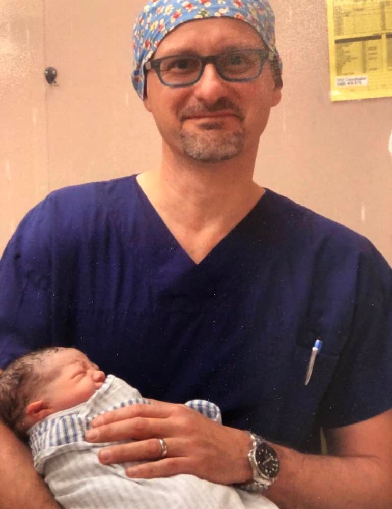 Dr Charles Armstrong is an obstetrician in Perth